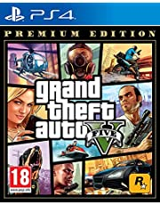 playstation_4;-GTA V Premium Edition (PS4)