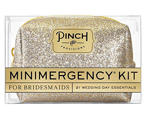 Pinch Provisions Minimergency Kit for Bridesmaids, Champagne