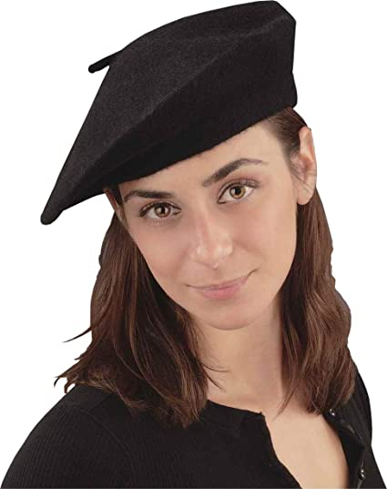 Amazon.com  Forum Women s Novelty Adult French Beret 422d32dd51b5