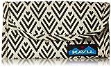 KAVU Big Spender Wallet, Deco Tiles, One Size
