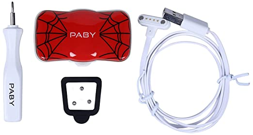 Paby 3G GPS Pet Tracker & Activity Monitor