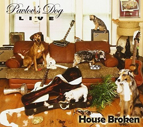 Price comparison product image House Broken - Live 2015 [ 2CD / DVD ]