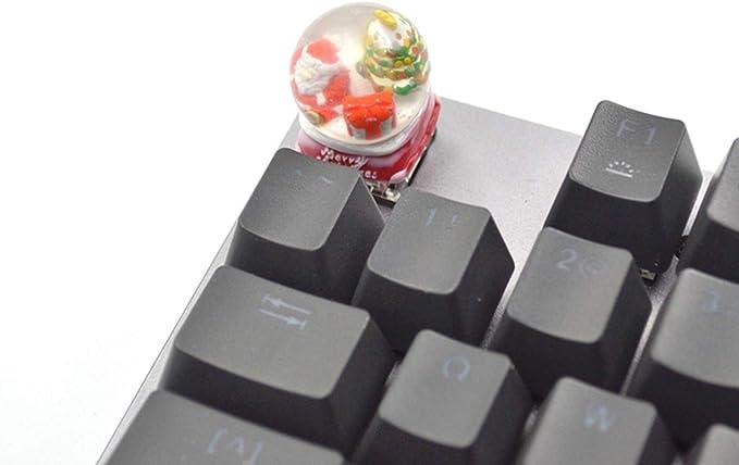 ESC Resina R4 tecla Clave, Tema Navidad Hecho a Mano mecánica ...
