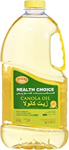 Health Choice Canola Oil - 3 Litre
