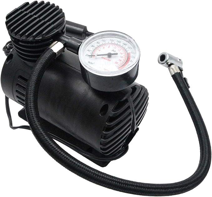 12V Car Auto Electric Pump Air Compressor Portable Tire Inflator 300PSI K590 R SODIAL