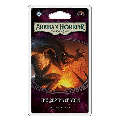 Arkham Horror TCG: The Depths of Yoth: Toys & Games
