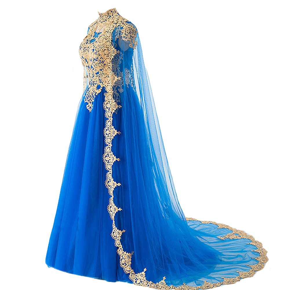 Long Prom Evening Dresses Wedding Gowns
