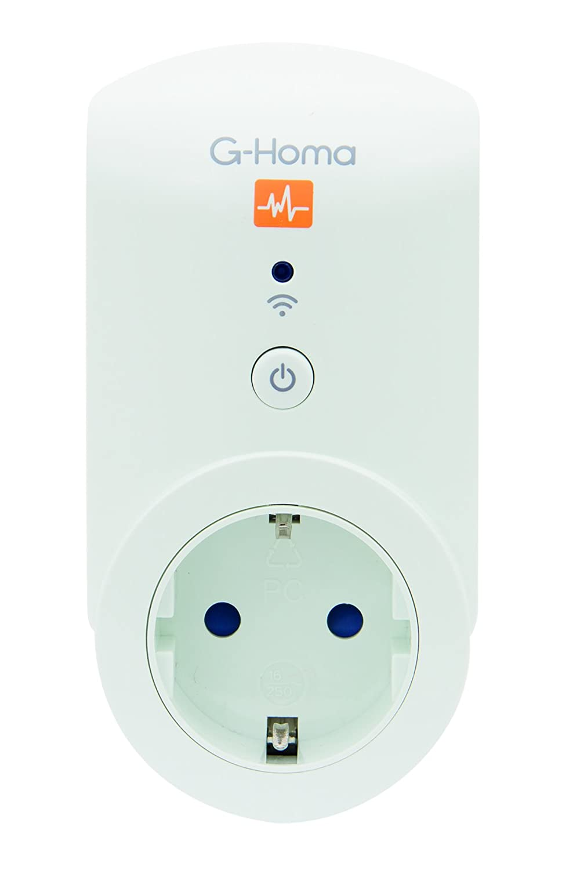 GAO EMW302WF G-Homa Die smarte WiFi Steckdose mit App Steuerung f/ür IOS und Android