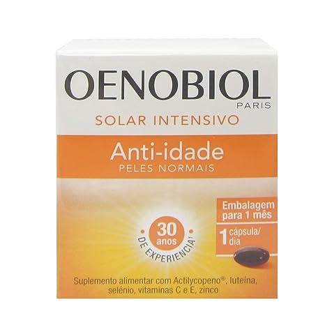 Amazon.com: Oenobiol Intensive Anti-age Sun 30 Caps.: Health & Personal Care
