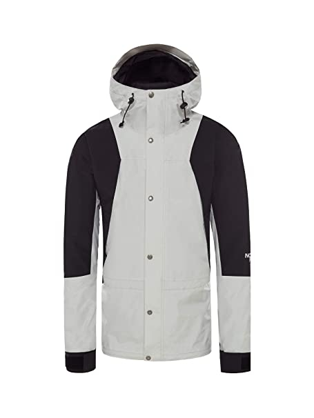 The North Face T93MIJ Chaqueta Hombre Blanco XS: Amazon.es ...