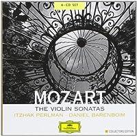 Mozart: Violin Sonatas (DG Collectors Edition)