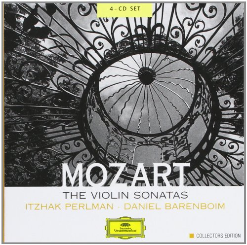 Mozart: The Violin Sonatas