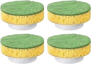 Black and Decker PKS150/PKS210 4 Pack Yellow/Green Scrub Pad # 478056-00-4PK
