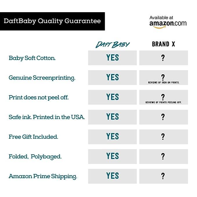 Amazon.com: Porción de Pizza, Daft bebé divertido bebé niños ...