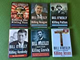img - for Killing the Rising Sun / Killing Jesus / Killing Kennedy / Killing Patton / Killing Lincoln / Killing Reagan - The Complete Series, 6 Book Set book / textbook / text book