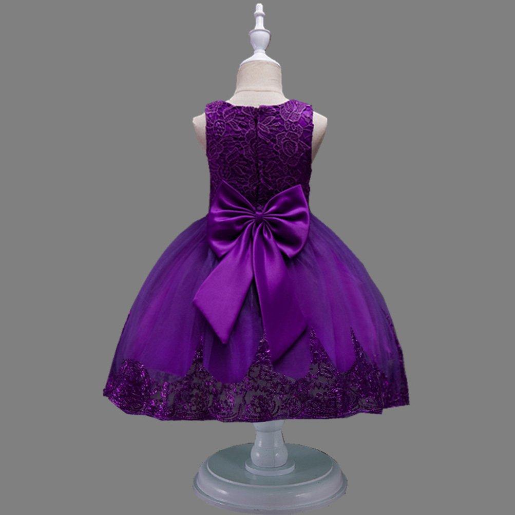 Gerald DuVallSDF - Púrpura Vestido de bordada B076N3Z8GS fiesta con ...