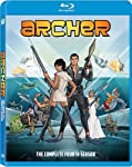 Cover Image for 'Archer: The Complete Season Four'