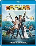 Archer: The Complete Fourth Season [Blu-ray]