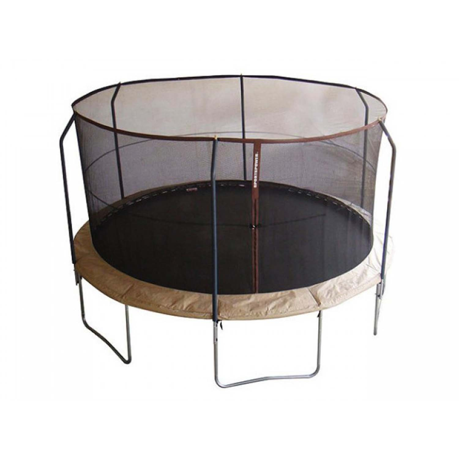 amazon com replacement net for 14ft trampoline enclosure using 6