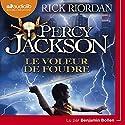 Le Voleur de foudre (Percy Jackson 1) | Livre audio Auteur(s) : Rick Riordan Narrateur(s) : Benjamin Bollen