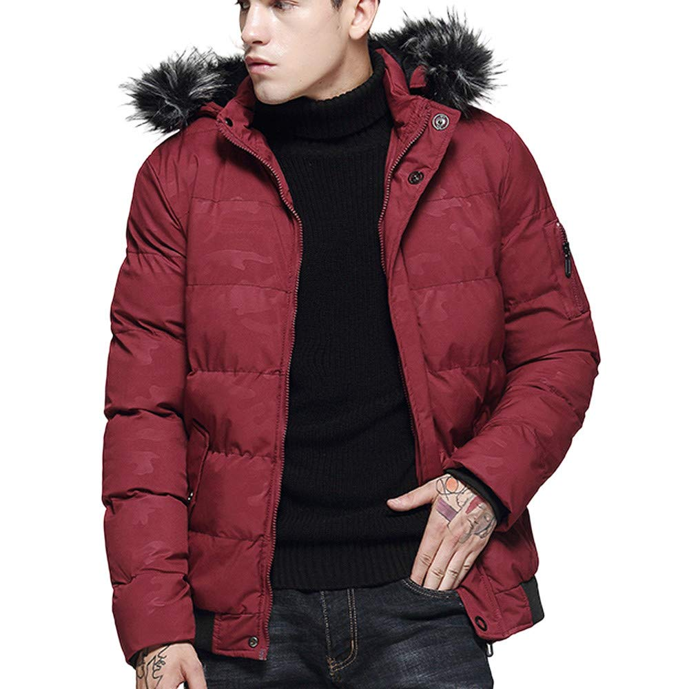 AKIMPE OUTERWEAR メンズ US XS/CN M(Fit32\ レッド3 B07KG3MDN7