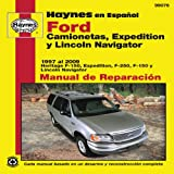 Ford Camionetas, Expedition y Lincoln Navigator, 1997 al 2009, Jay Storer, 1563928892