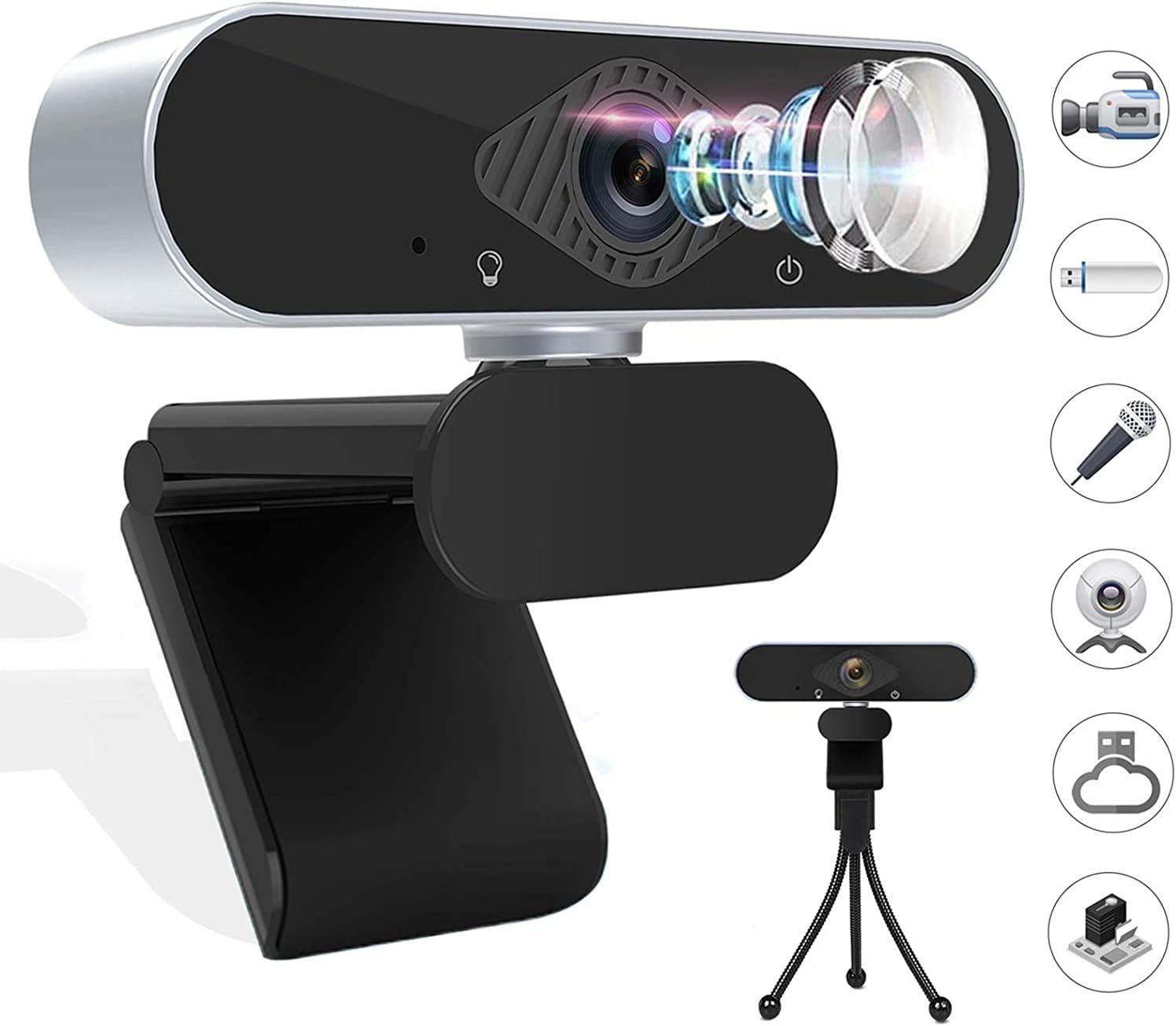 80% Off Coupon – Webcam 1080p HD Computer Camera