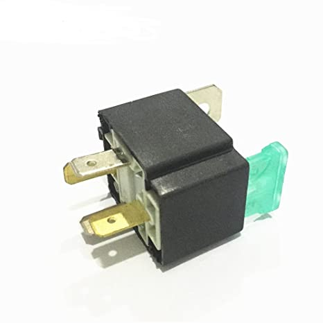 Amazon.com: Shenlang 5-Pack 30A Fuse Relay Switch Harness Set 12V 4