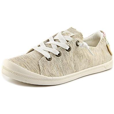 Roxy Bayshore Women US 6 Tan Sneakers
