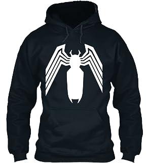 teespring Sudadera con Capucha Hombre - - Venom
