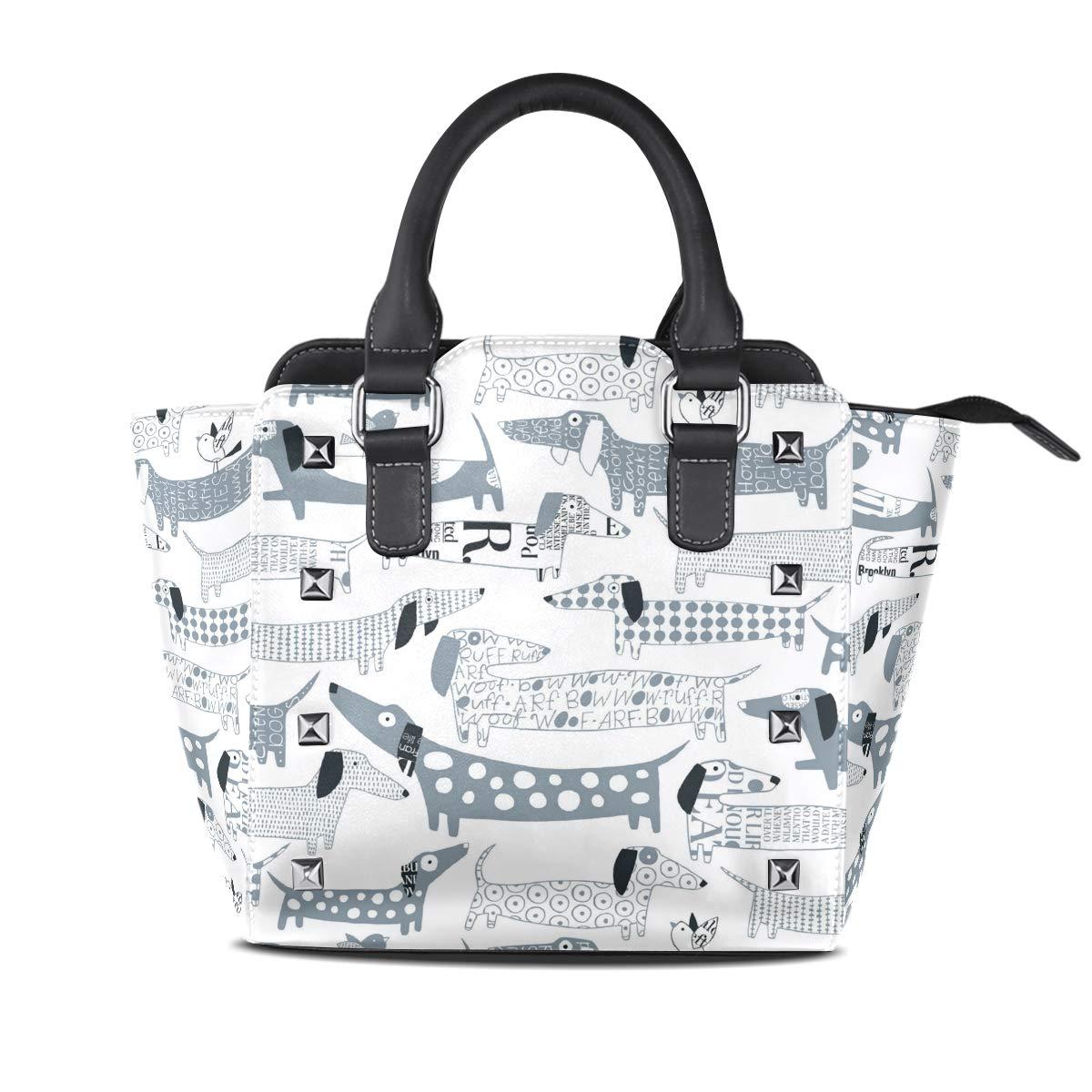 Design3 Handbag colorful Plaid Genuine Leather Tote Rivet Bag Shoulder Strap Top Handle Women