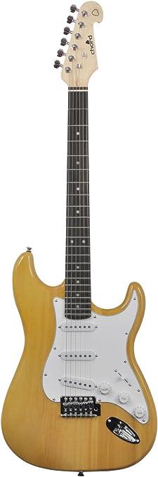 acorde CAL63-AM guitarra eléctrica - Ámbar: Amazon.es ...