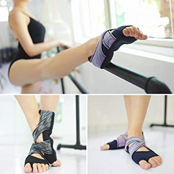 Toning-schuh Fitness & Bodybuilding Fitness Professionelle Frauen Nicht-slip Indoor Dance Pilates Yoga Gummiband Schuhe