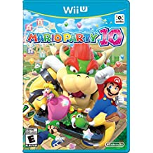 Mario Party 10 - Wii U Standard Edition