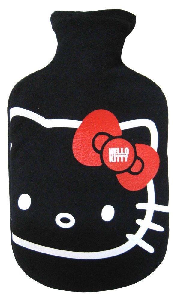fashy Hello Kitty fleece Standard 2.0L black O33866 by Fashy ( Fashi )