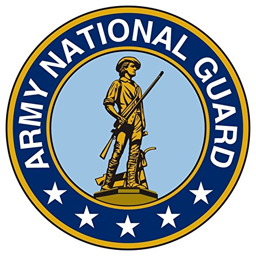 - Chiam-Mart 1 Pc Reasonable Unique Army National Guard Sticker Signs Window Outdoor Proud Truck Bumper Decals Cars Vinyl Laptop Decor Bike Patches Trucks Decal Car Kids Stickers Size 3.5