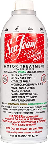 Sea Foam Sf-16 Motor Treatment