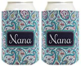 Best Birthday Gifts For Nanas - Mother's Day Gift for Nana Cute Paisley 2 Review