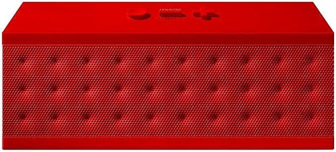 Jawbone JAMBOX Wireless Bluetooth Speaker - Red Dot (Discontinued by  Manufacturer)