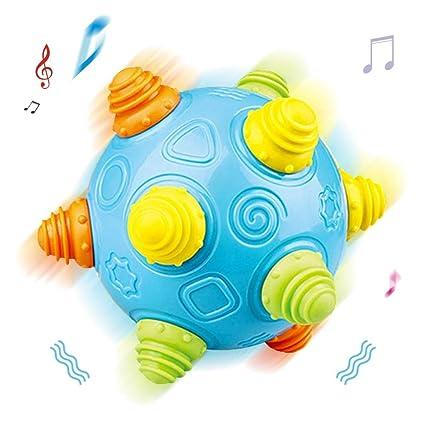 Amazon.com: QHTOY DHSM Bola de baile, para bebé, con ...