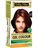 Indus valley Burgundy hair colour- 3.6 ( organic herb with PHAB Free gentle hair color)