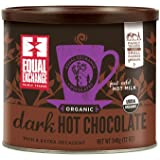 Equal Exchange Organic Dark Hot Chocolate, 12 Ounce