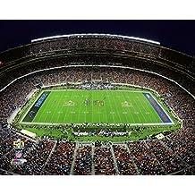 Levi's Stadium - Super Bowl 50 NFL Photo Poster (20x24)