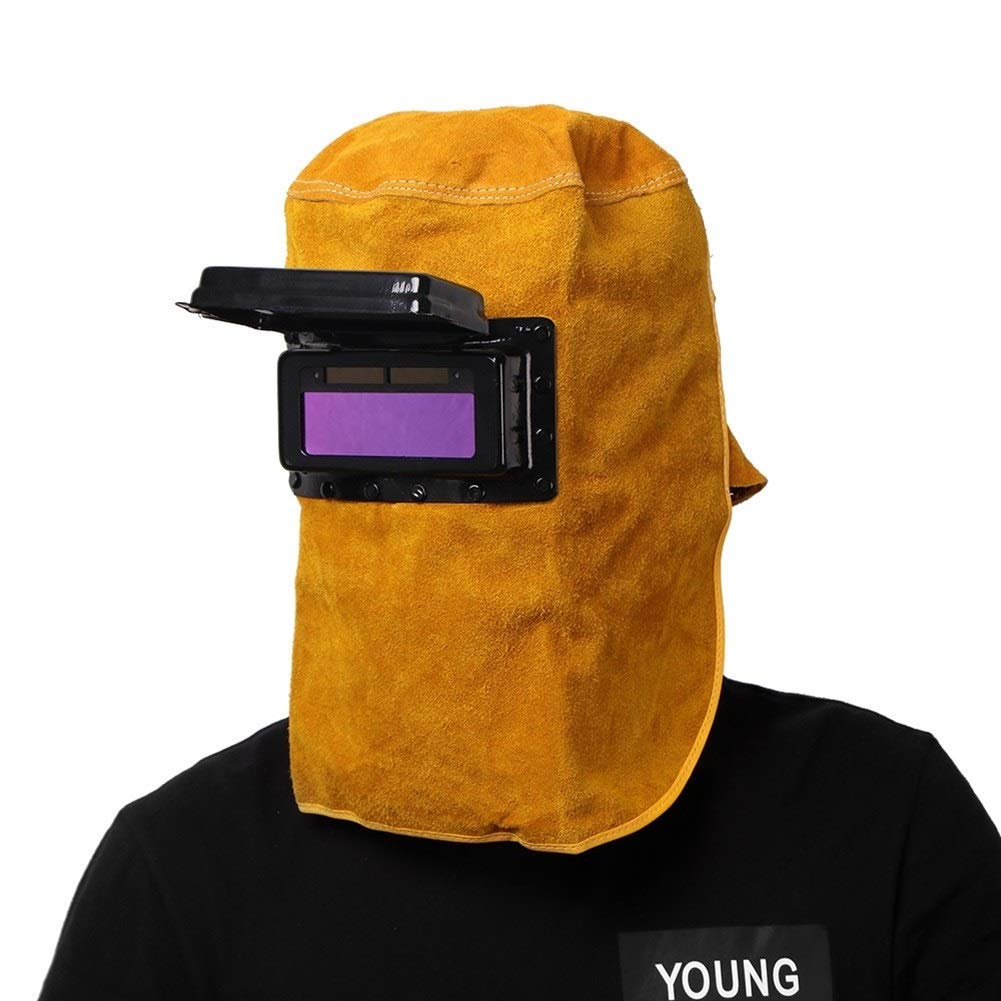 YUANYUAN521 Solar Auto Darkening Eyes Mask Welding Helmet Welding Mask Eyeshade/Patch/Eyes Goggles for Welder Eyes Glasses (Color : 6) by YUANYUAN521