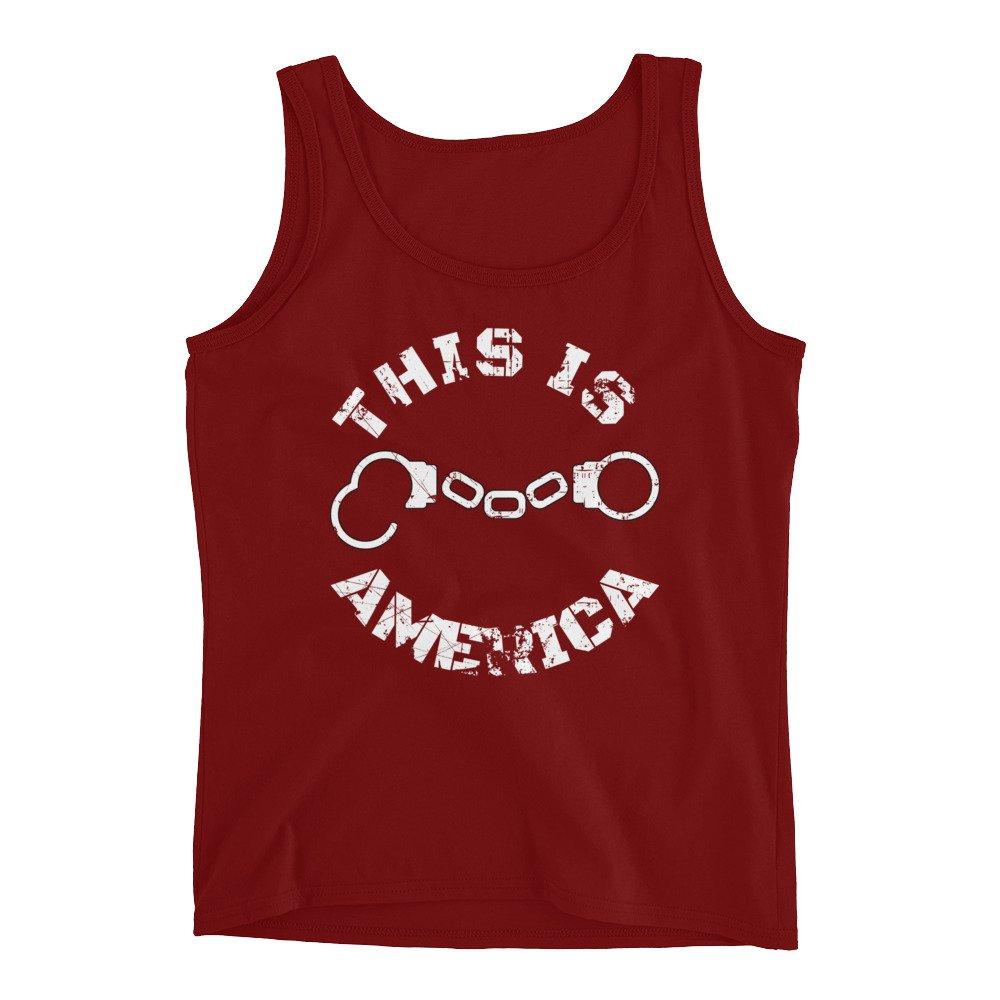 Keenanandmiller This Is America Tank Top Childish Gambino Donald Glover 5737 Shirts