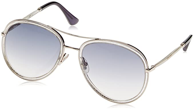 Jimmy Choo TORA/S U3 QC3 57, gafas de sol para Mujer, Gris ...