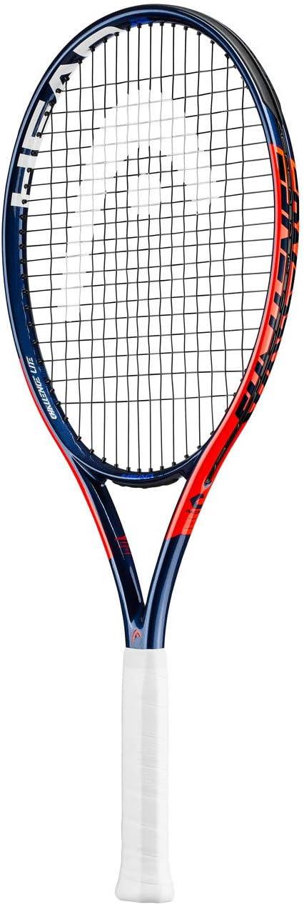 Head Challenge Lite Raqueta de Tenis, Adultos Unisex, Naranja, 4