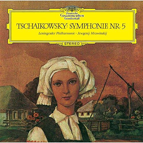 SACD : MRAVINSKY,EVGENY - Tchaikovsky: Symphony 5 (Limited Edition, Direct Stream Digital, Super-High Material CD, Japan - Import, Single Layer SACD)
