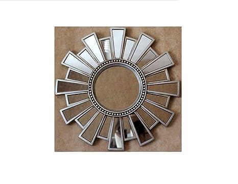 Europea semplice specchio da parete decorativo specchio specchio