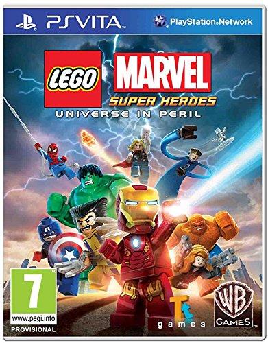 LEGO Marvel Super Heroes: Universe in Peril (PlayStation Vita) UK IMPORT REGION FREE